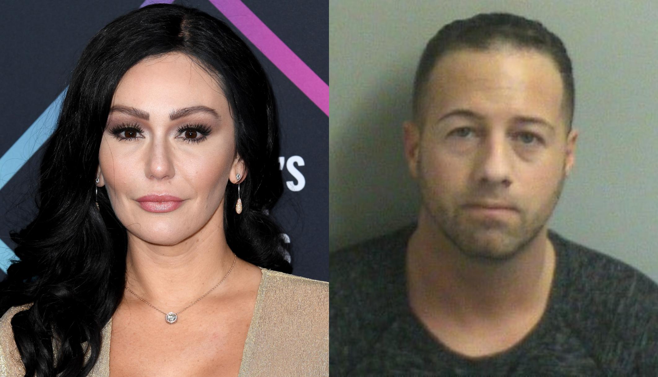 'Jersey Shore' Star JWoww's Ex-Boyfriend tiltalt for at prøve at afpresse hende