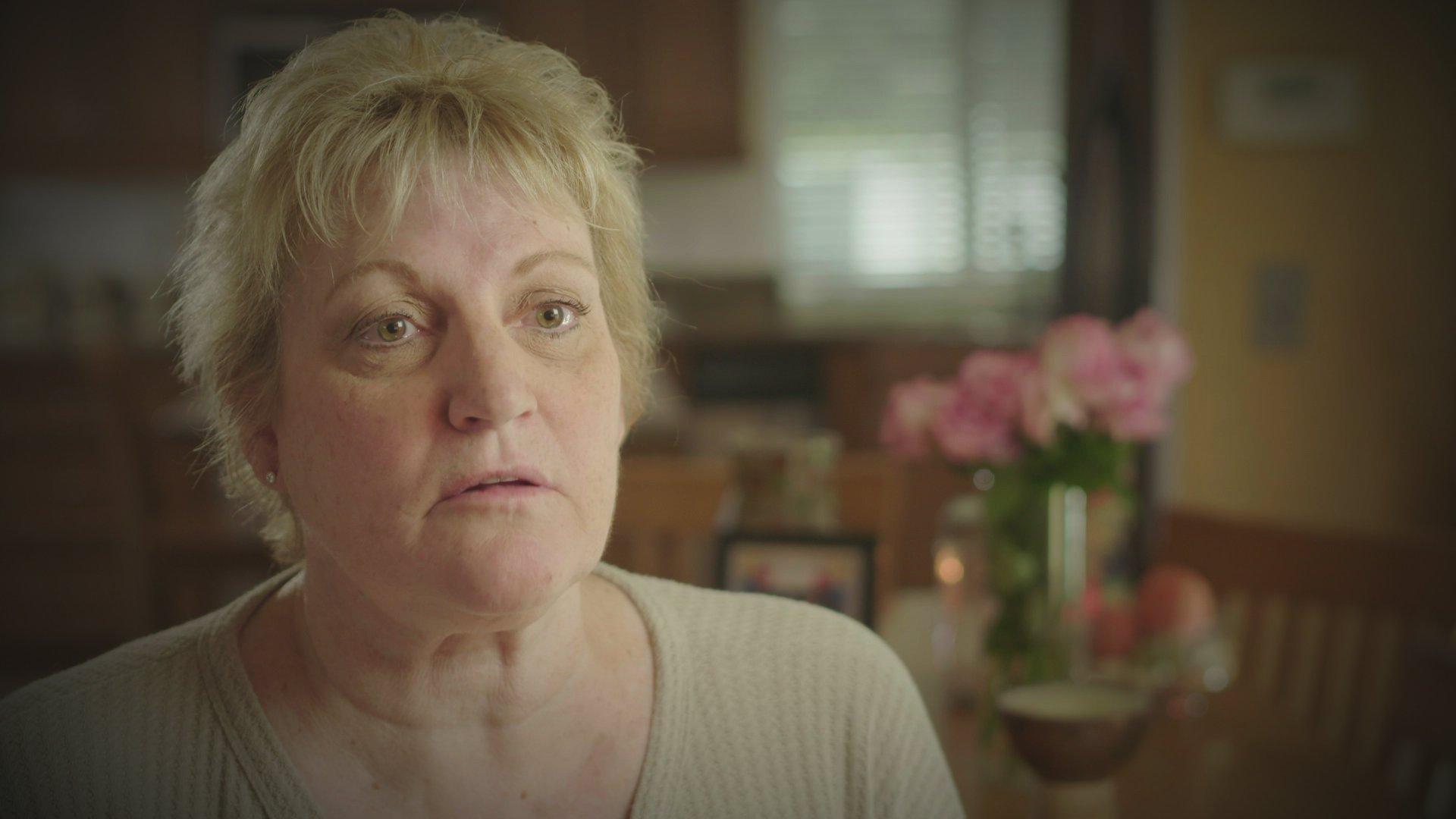 Han myrdede sin kone, efter at hun opdagede sit dobbeltliv