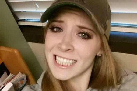 אישה באורגון שנרצחה כביכול על ידי גבר היא עברה ברחבי הארץ עד היום