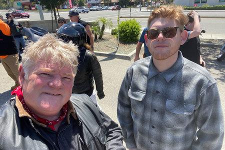 Το Son of 'Storage Wars' ανακάμπτει αστέρι μετά από κρίσιμο τραυματισμό στην Αριζόνα Drive-By Shooting