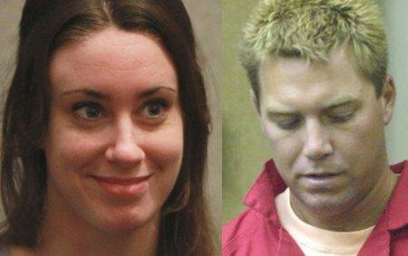 Casey Anthony pravi, da bo ob smrti obiskala morilca Scotta Petersona, da bo 'pomagala krivo obsojenim ljudem'