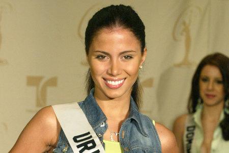 מיס אורוגוואי לשעבר נמצאה מתה בחדר המלון בתלייה לכאורה