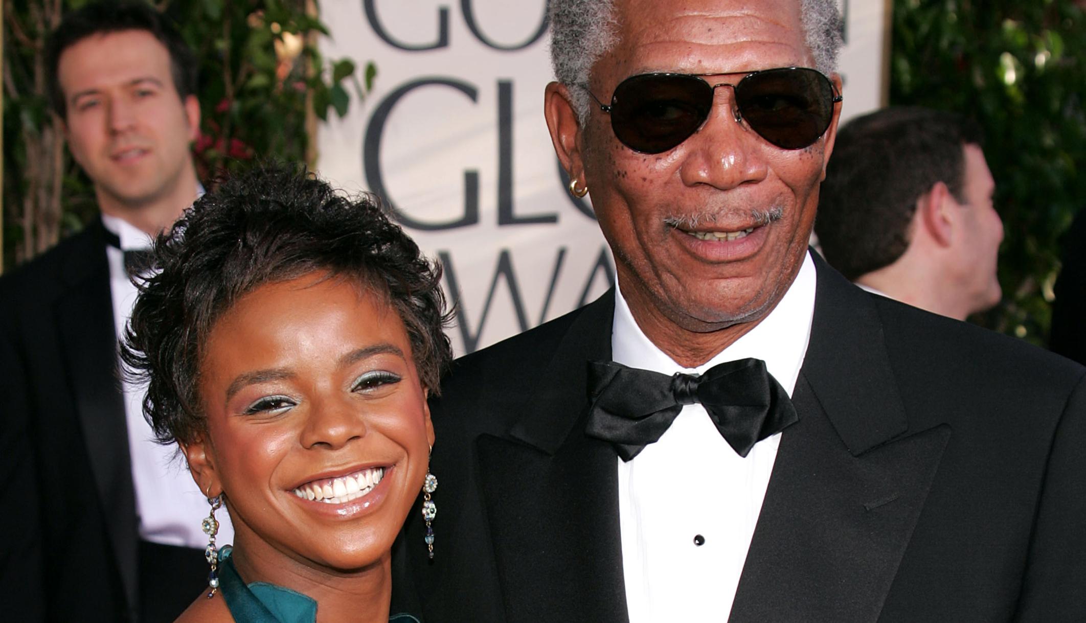 Home condemnat per la mort de la néta de Morgan Freeman mentre la família de l'acusat es va enfrontar a l'actor
