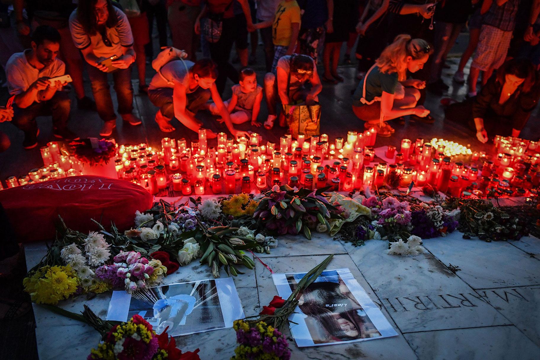 '¡Él está viniendo!' Adolescente rumano presuntamente muerto después de la lenta respuesta de la policía a la escalofriante llamada