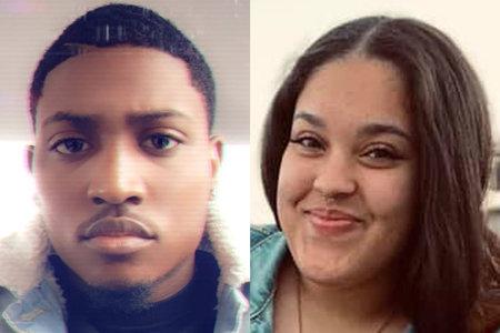 'Hun blev myrdet': Kroppe af mand og kvinde fundet i bil i bunden af Boston Harbour og hendes familie mistænker fejl