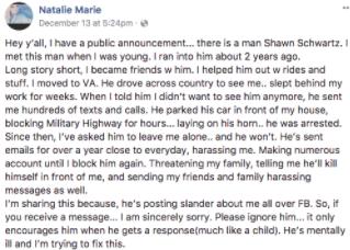 Adolescente desaparecida de Colorado que publicó sobre presunto acosador en Facebook fue encontrada muerta