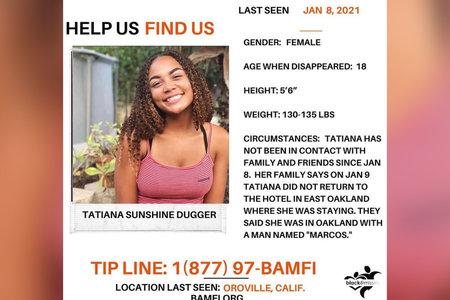 Hallan el cuerpo de una adolescente en un área remota del norte de California varios meses después de su desaparición