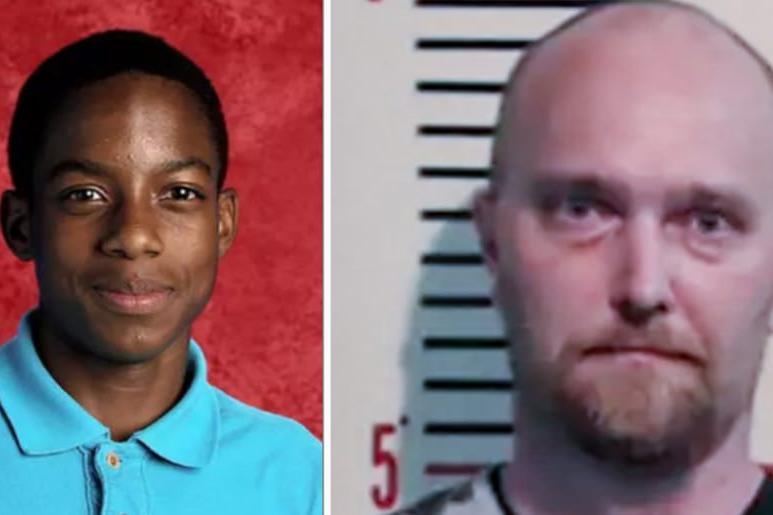 Hvid eks-betjent beskrevet som 'udløserglad' som retssag for sort teenagers mord åbner