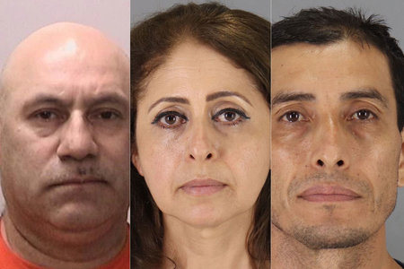 Familia arrestada después de presuntamente secuestrar y agredir a una adolescente encontrada en el dormitorio de su hija
