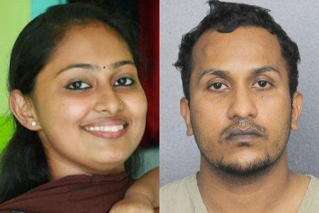 Hombre acusado de emboscar a su esposa separada, apuñalarla repetidamente y atropellarla cuando dejaba el turno de enfermería