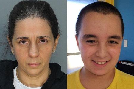 Ново видео показва мама от Флорида, която тласка аутистичен син, за когото по-късно тя твърди, че е изчезнал, в канала, твърдят властите