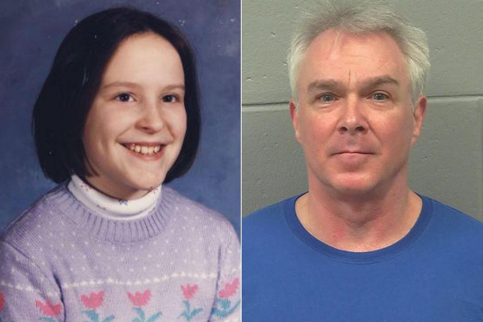 30+ år efter, at pigen blev seksuelt overfaldet og myrdet, er hendes påståede morder fundet
