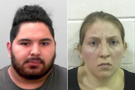 La pareja 'más malvada' condenada por filmarse a sí misma abusando sexualmente de al menos 25 niños