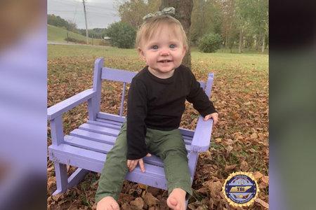Mamá de Tennessee Megan Boswell es acusada de homicidio por la muerte de su pequeña hija