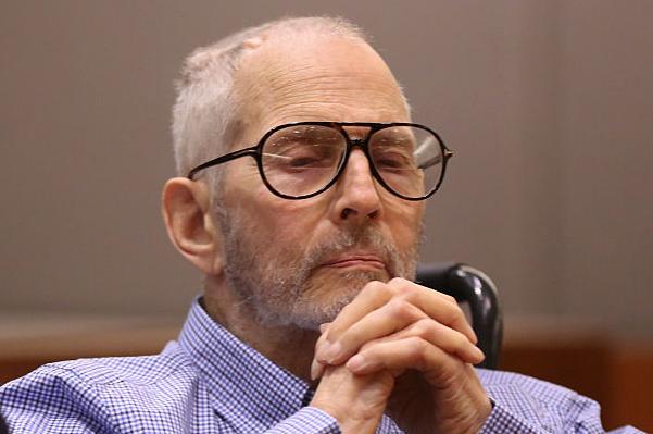 Η δοκιμή δολοφονίας του Robert Durst καθυστέρησε εν μέσω φόβων μόλυνσης από κοροναϊούς