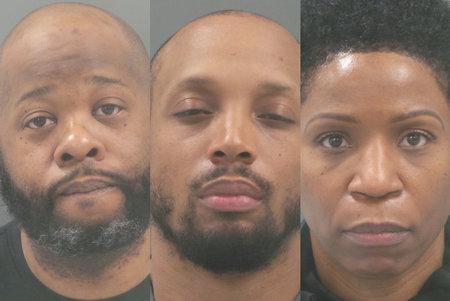 2 Αστυνομικοί του Σαιντ Λούις συνελήφθησαν για κατηγορίες βιασμού και κακής συμπεριφοράς, ο λοχίας κατηγορείται για παραβίαση μάρτυρα