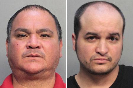 2 meest väidetavalt rööviti ettekandja valesti söömise ja kriipsutamise ajal