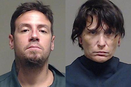 Το ζευγάρι συνελήφθη μετά από ένα μωρό ηλικίας 1 εβδομάδας που βρέθηκε σε κάδο πίσω από το σπίτι τους, λένε οι αρχές