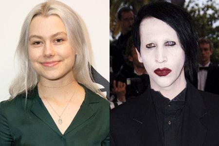 La cantante Phoebe Bridgers dice que Marilyn Manson le dijo una vez que tenía una 'sala de violación' en un recorrido por su casa