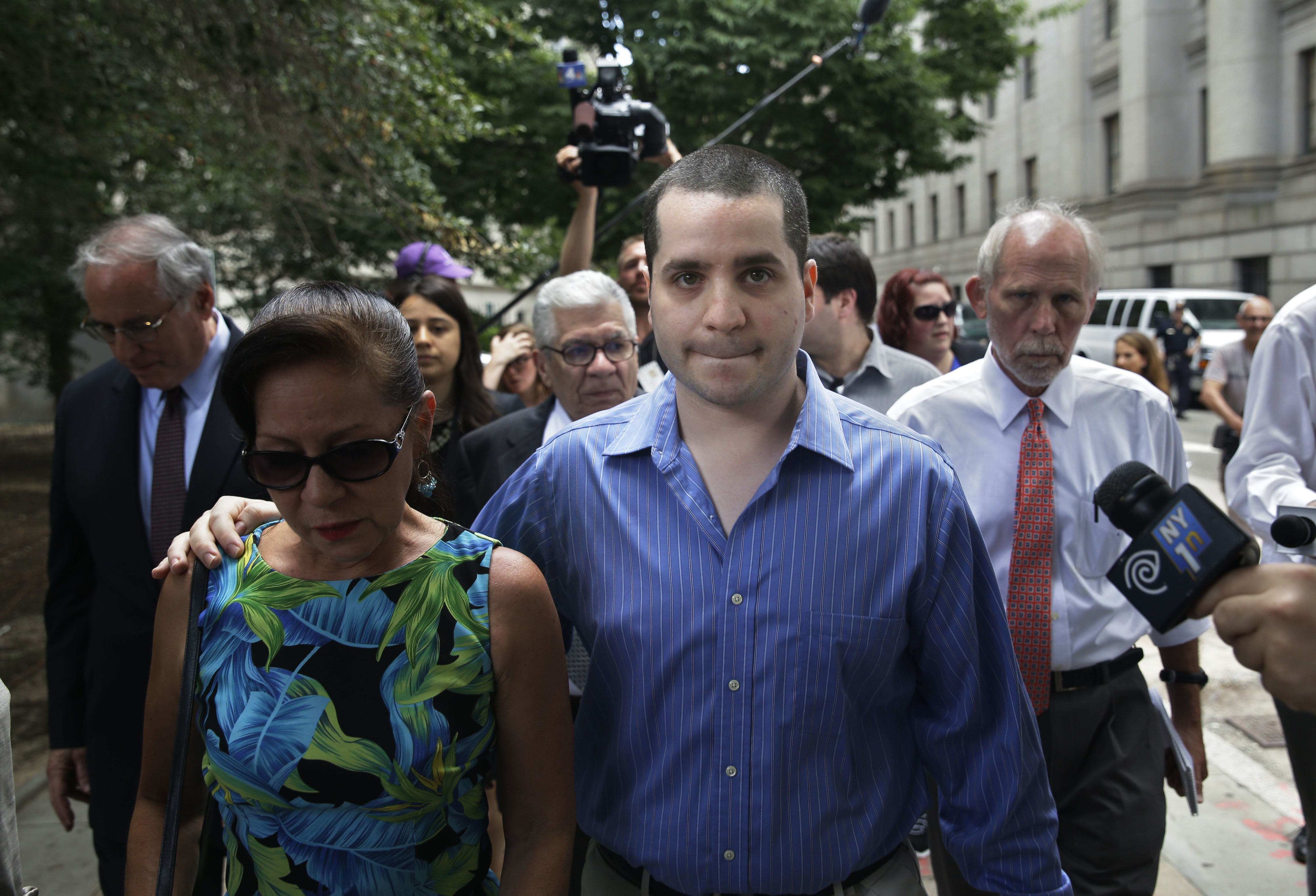 El 'policía caníbal' Gilberto Valle dice que quiere una nueva vida