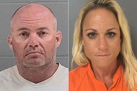 Adjunto del alguacil y su esposa maestra acusados de violación infantil y producción de pornografía
