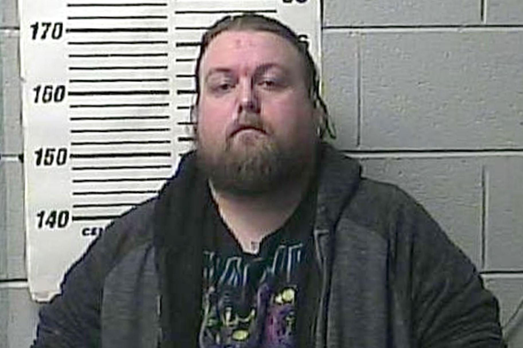 Actor de 'Walking Dead' arrestado después de salir de la cárcel por error