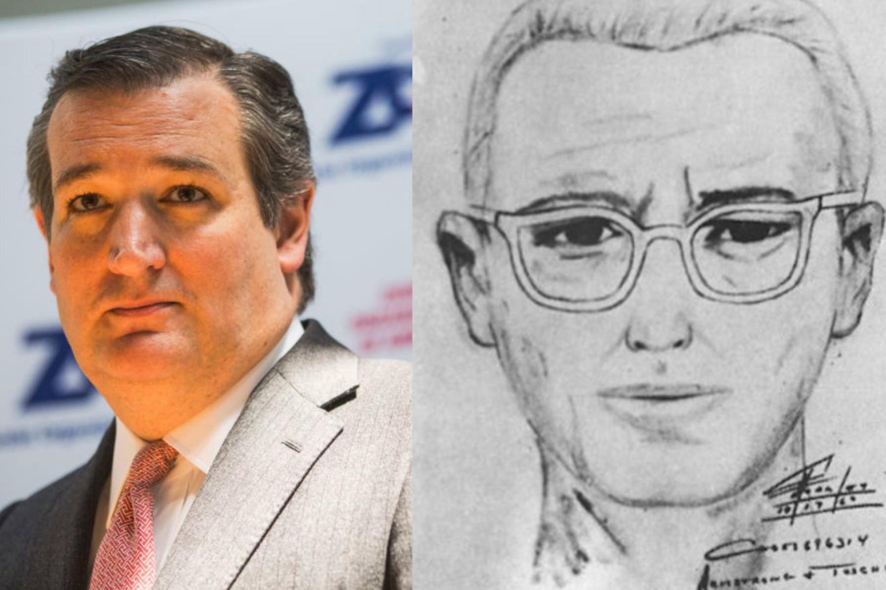 Saan Nagmula Ang Ted Cruz-Zodiac Killer Meme?