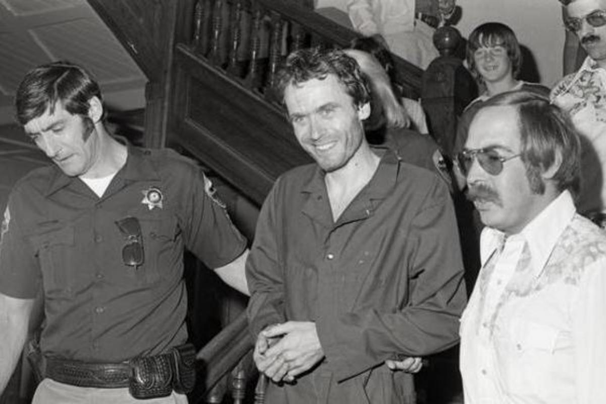 Zakaj je Ted Bundy v zaporu namerno shujšal?
