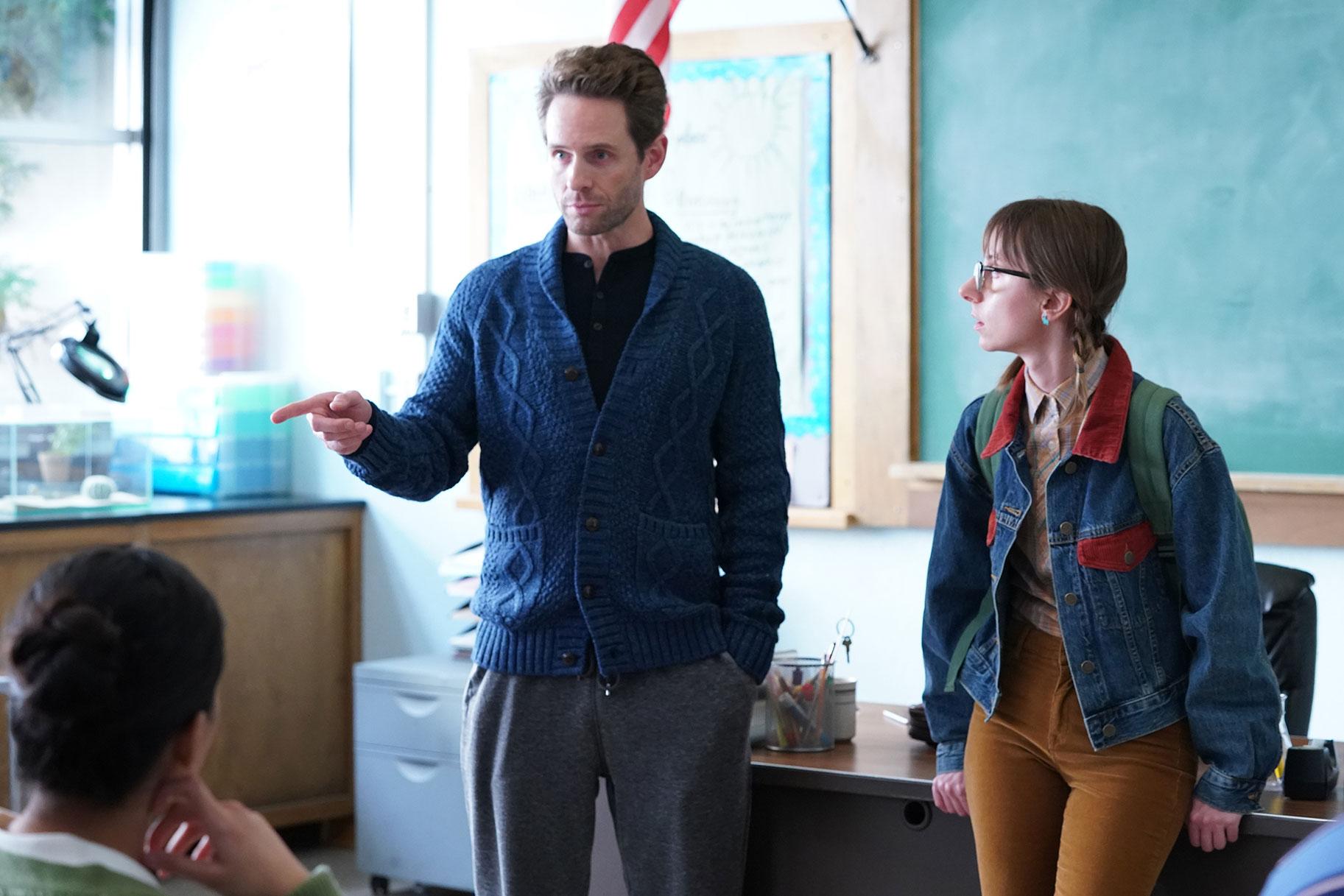 Tunggu, Kit 'If I Go Missing' Dari 'A.P. Bio 'On Meracock Adakah Perkara yang Disarankan oleh Penguatkuasaan Undang-Undang yang Sebenar?