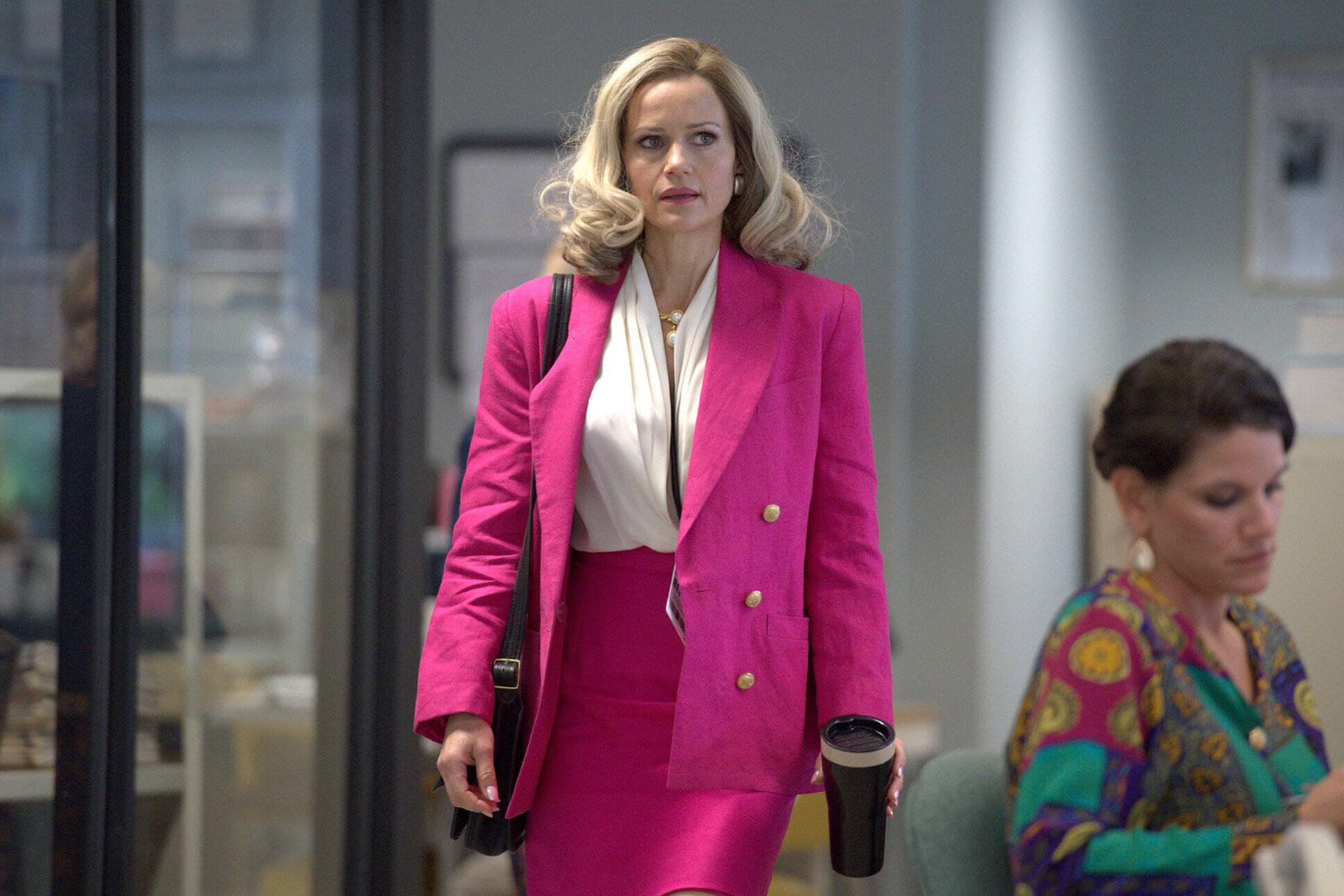 'To mi ni bilo všeč': Nekdanja sostanovalka poročevalke Kathy Scruggs reagira na njeno upodobitev v filmu 'Manhunt: Deadly Games'