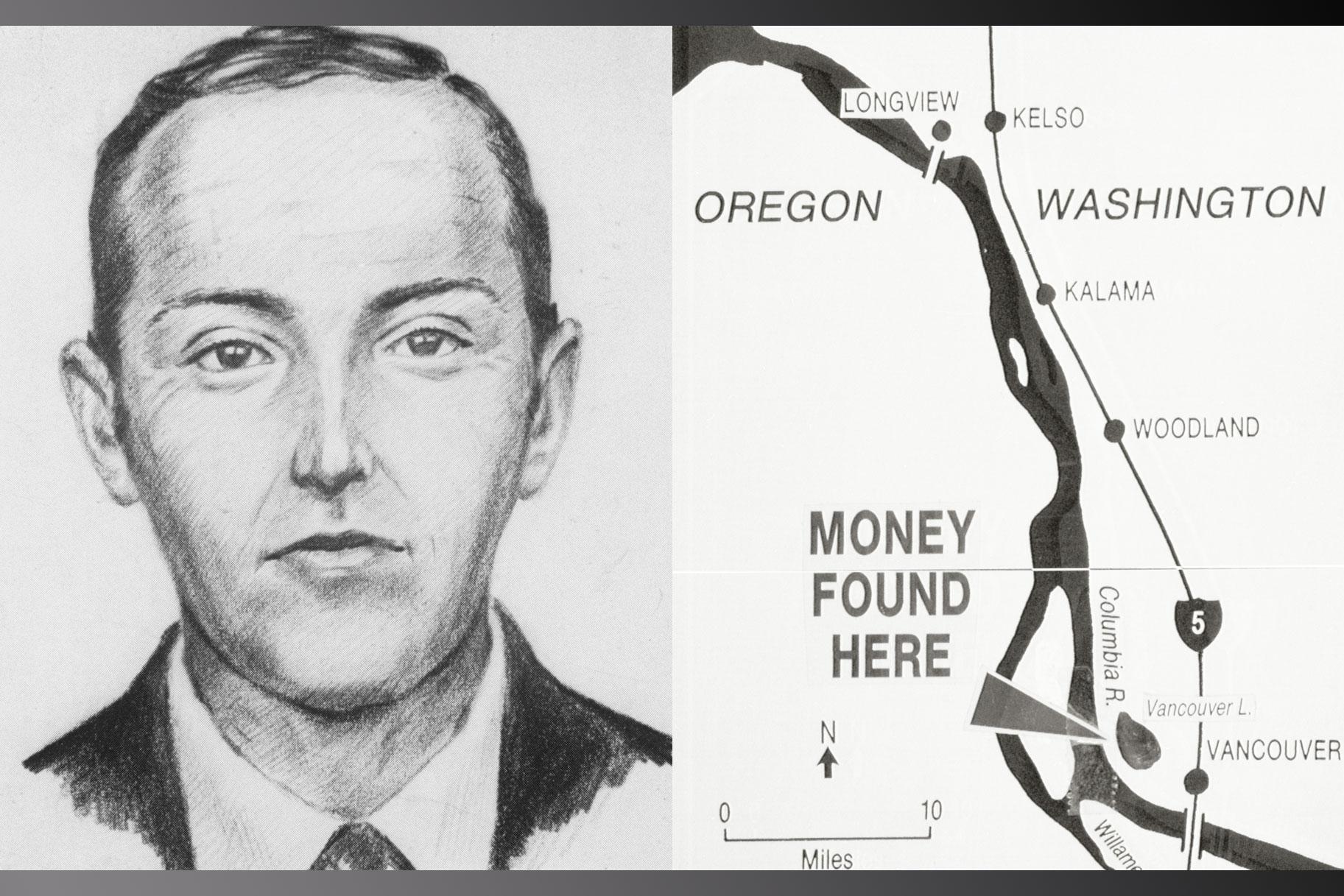 Secuestros de aviones en D.B. La era de Cooper solía ser mucho más común, y algunos incluso los consideraban 'divertidos'