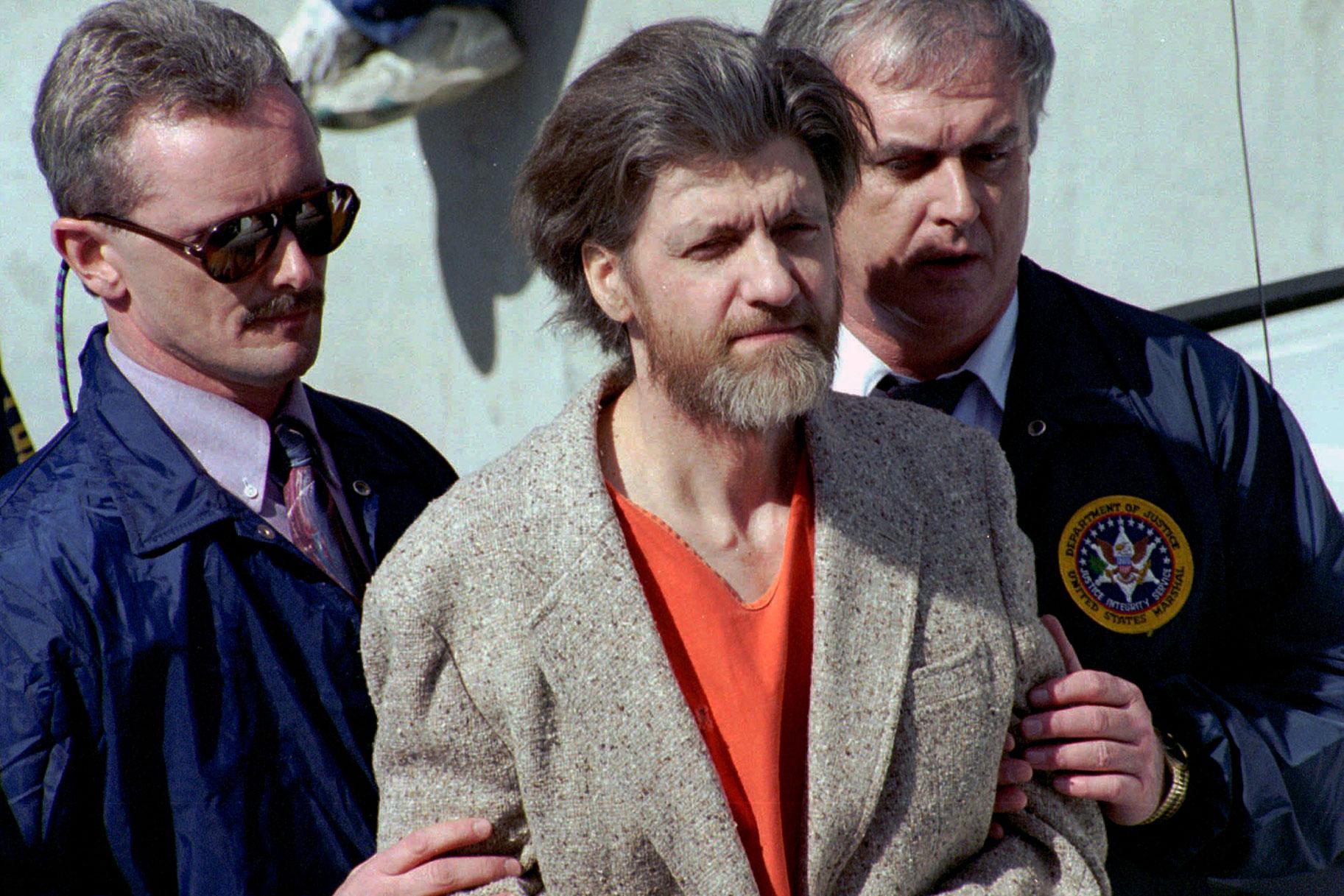 Kas Ted Kaczynski tunded õemehe Linda Patriku käest lasid tal oma perega sidemeid katkestada?