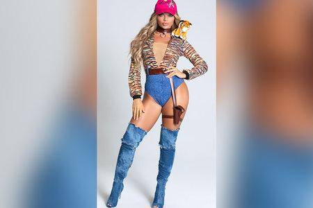 Un aspecte atractiu de 'rei tigre' i altres disfresses de Yandy per a un Halloween sexy de 2020