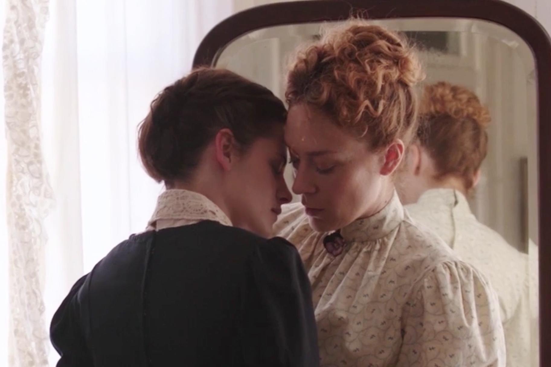 'Lizzie' representa el asesinato con hacha más notorio de Estados Unidos como un melodrama lésbico sangriento