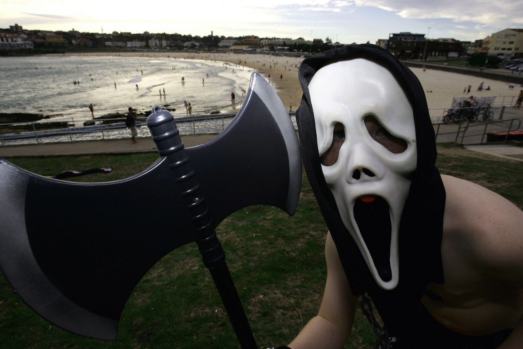 Πόσο μεγάλο μέρος του κλασικού τρόμου 'Scream' βασίζεται στα πραγματικά εγκλήματα του Gainesville Ripper;