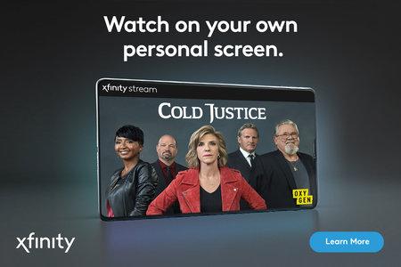 Nézze meg az igazi bűnügyi műsorait bárhonnan, bármilyen eszközről az Xfinity Stream segítségével