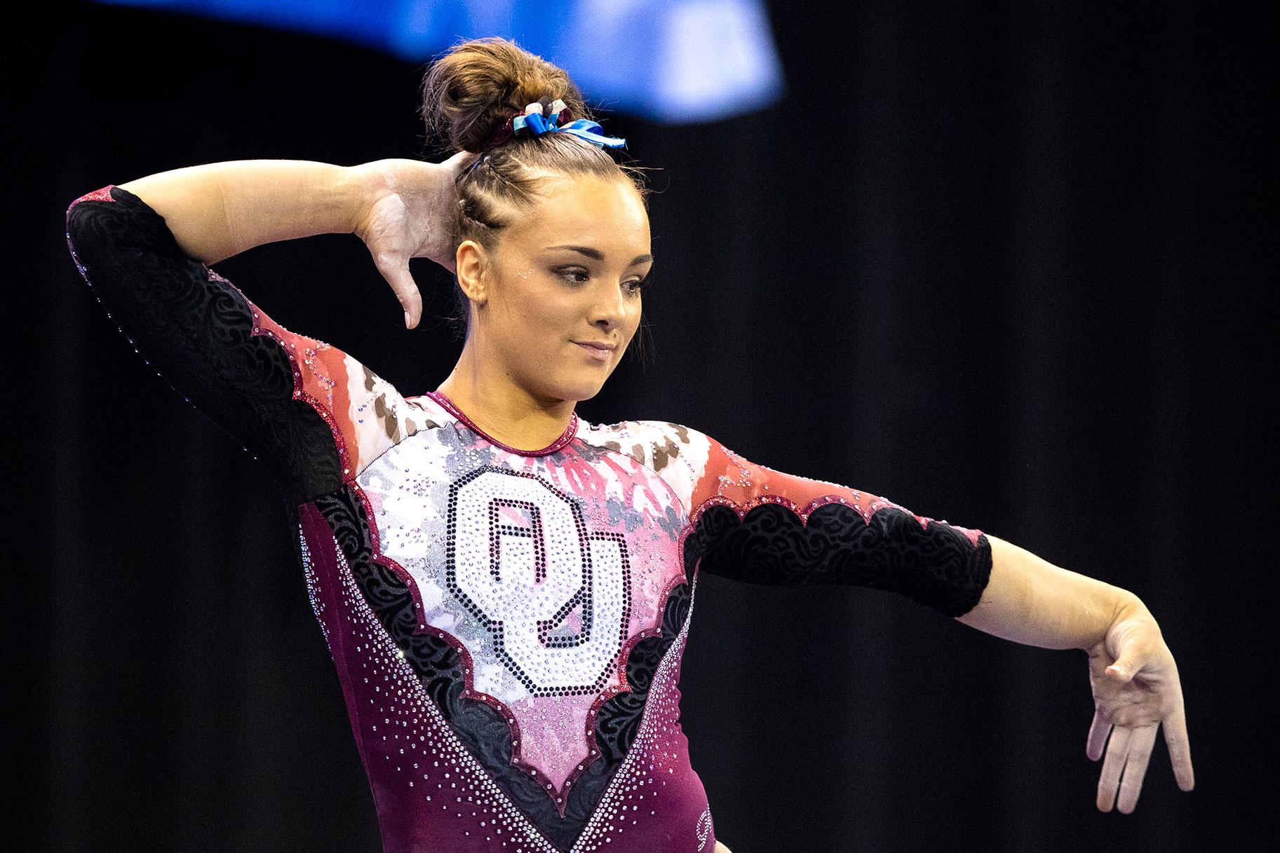 Hvor er 'atlet A' gymnast Maggie Nichols, den første, der formelt kommer frem mod Larry Nassar, nu?