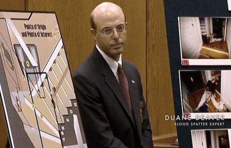 ¿Está sesgado el análisis de patrones de manchas de sangre, como el testimonio destacado en 'The Staircase' de Netflix?
