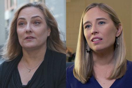 Kes on Annie ja Maria Farmer, õed, kes üritasid viletsalt Jeffrey Epsteini vilet puhuda Vanity Fair Piece'is?