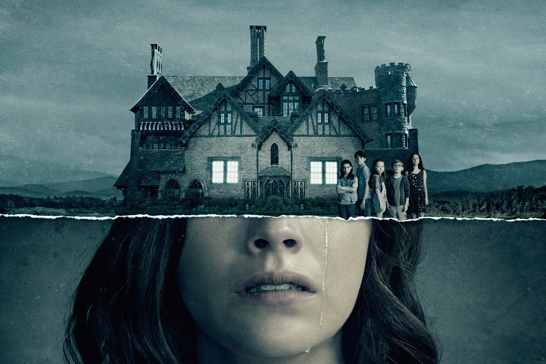 ¿Por qué la gente sigue rehaciendo 'The Haunting Of Hill House'?