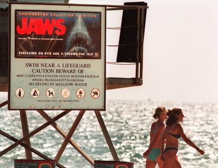 Adakah Putera Stephen King Menemui Petunjuk Pembunuhan Kes Sejuk Dengan Menonton semula 'Jaws'?