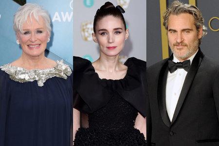 Glenn Close, Joaquin Phoenix ja Rooney Mara soovivad nüüd Carole Baskini suure kassi ohutuse seadust vastu võtta