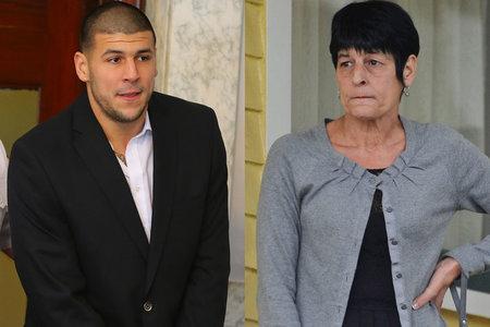 Aaron Hernández reveló sexualidad a su madre durante una visita a la prisión, sugiere su hermano