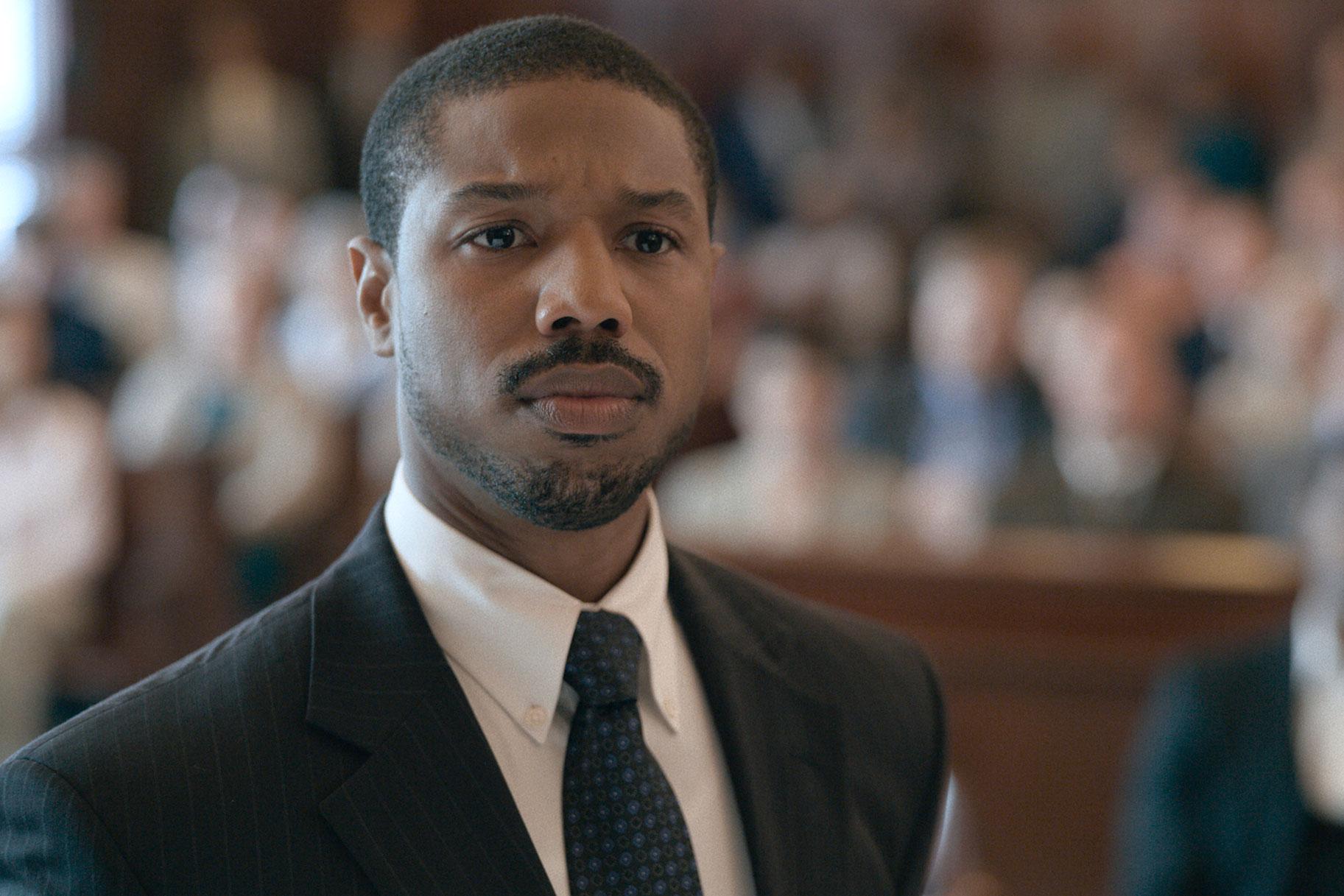 True Crime Film 'Just Mercy' er tilgængelig gratis at se hele måneden