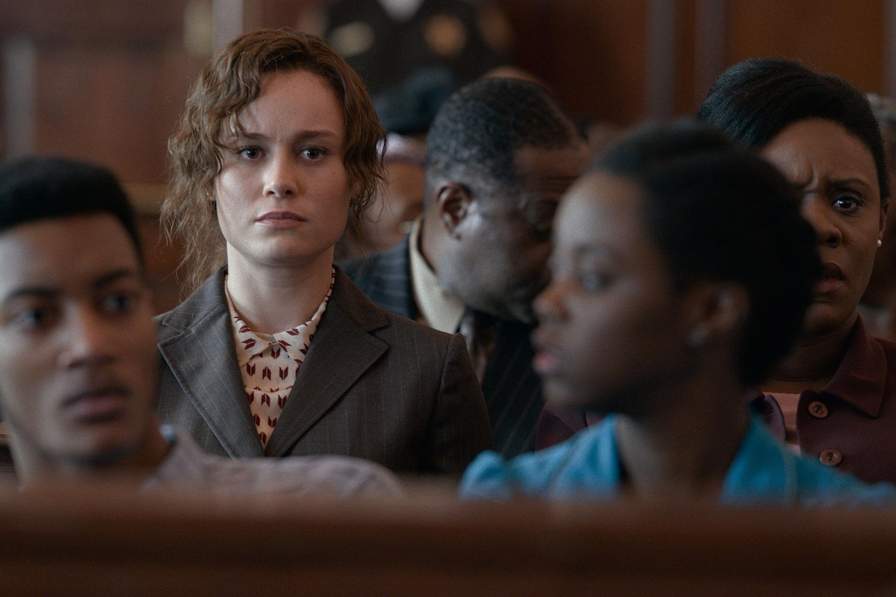 Ο χαρακτήρας της Brie Larson στο 'Just Mercy' βασίζεται σε πραγματικό πρόσωπο;