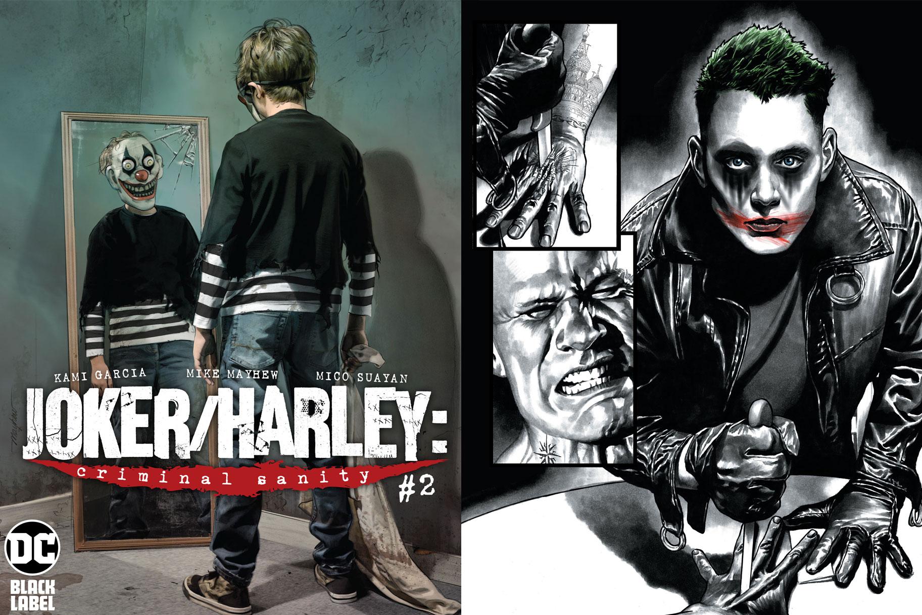 """DC Comics ujawnia nową postać """"Jokera"""" - i jest seryjnym mordercą"""