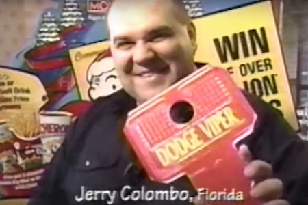 Τι συνέβη στον Gennaro Colombo, ποιος έπαιξε βασικό ρόλο στην απάτη της McDonald's Monopoly;