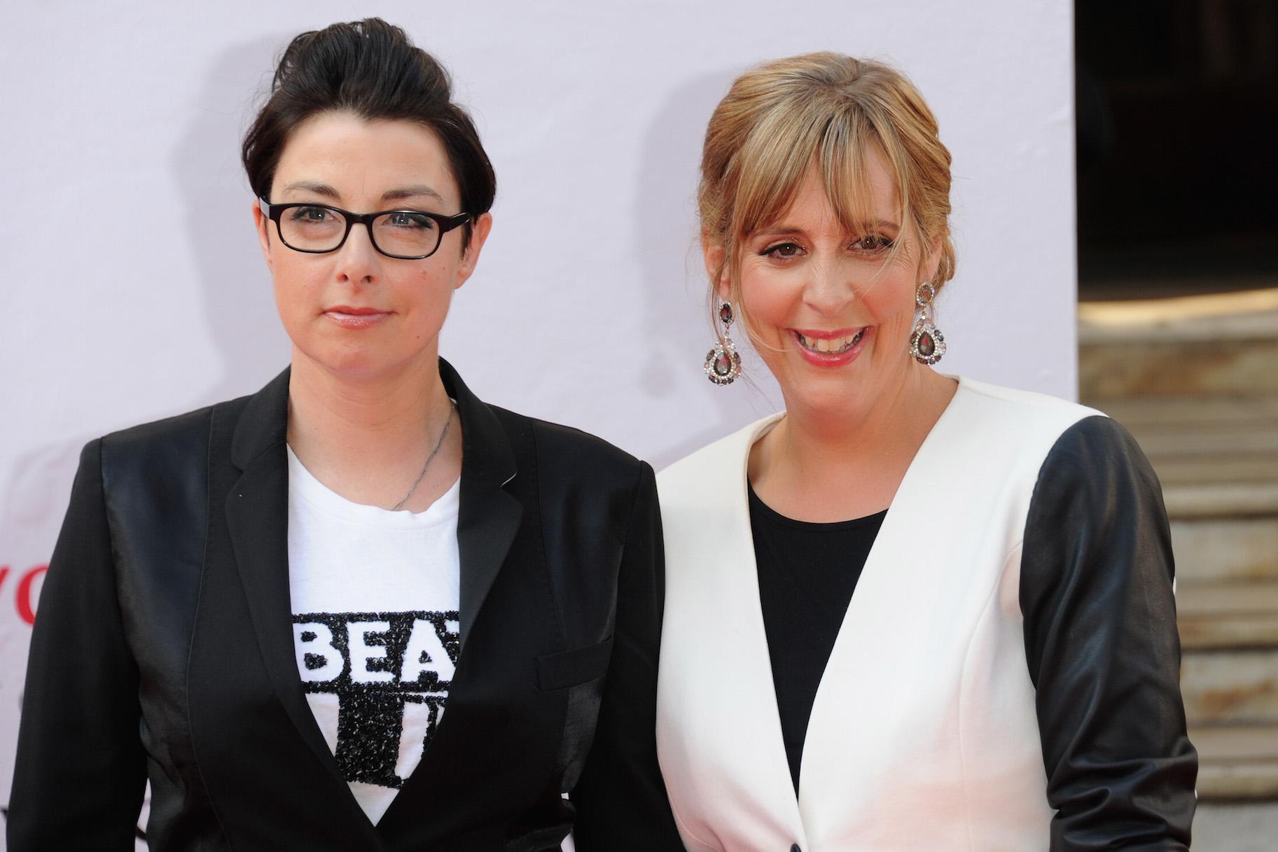 'The Great British Bake Off' presenta a Mel y Sue como protagonistas de 'Hitmen' en una nueva serie