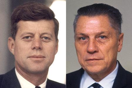 ¿Cómo reaccionó realmente Jimmy Hoffa cuando el presidente Kennedy fue asesinado?