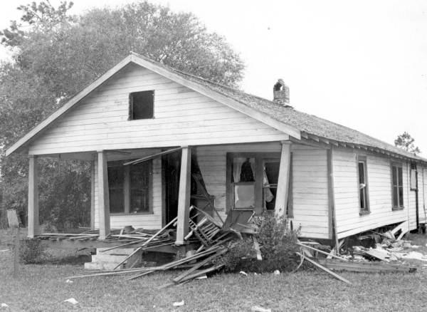 'Floridski teror' je kulminiral v morilskem bombardiranju Mooresov